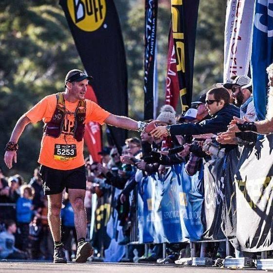 Shaun Bradby Race Report UTA50 2018