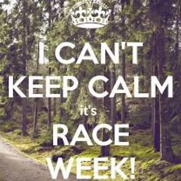 It's Race Time!
