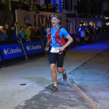 UTMB – Andrew Hough Race Report