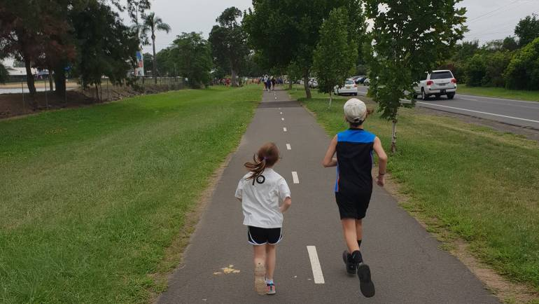 parkrun and Kids
