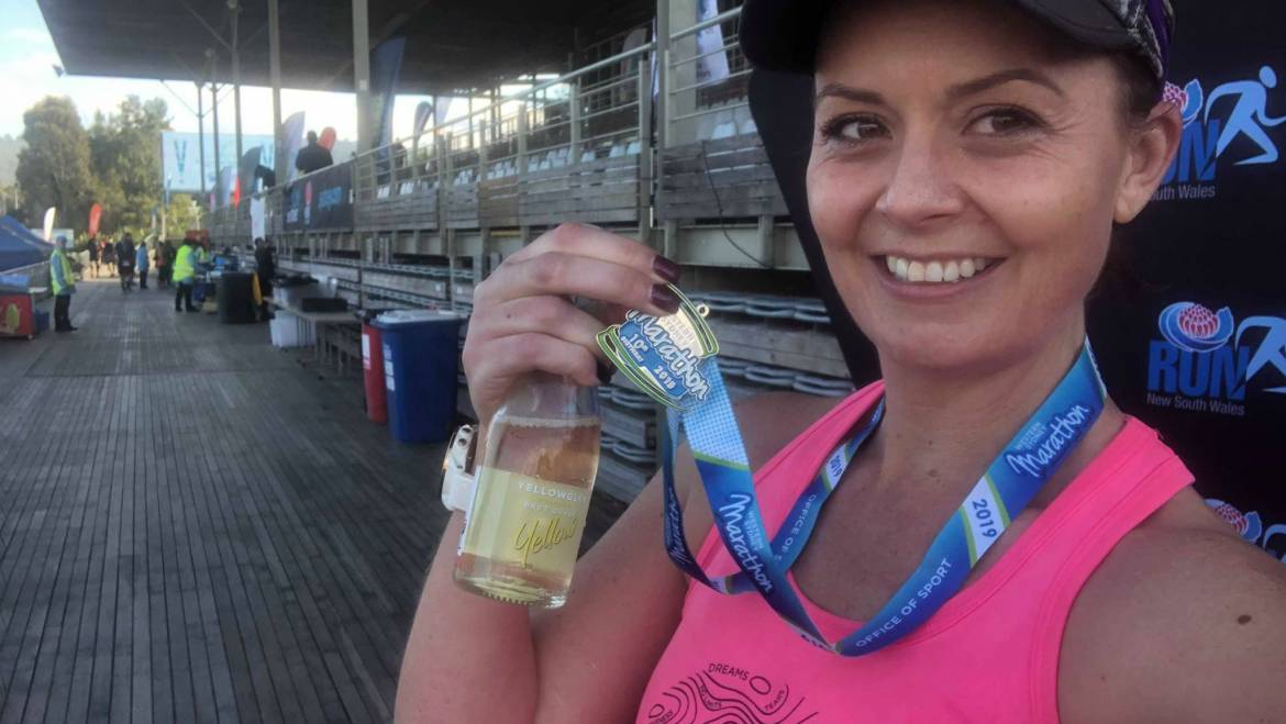 Taking the plunge: my Western Sydney Marathon surprise